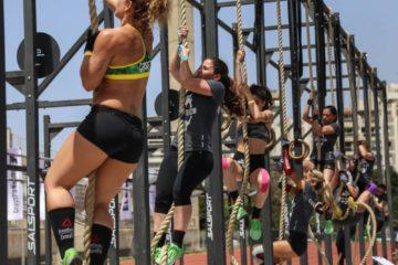 אליפות ישראל בכושר גופני 2016