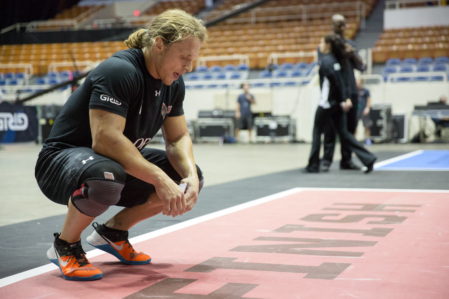 CrossFit Games Open 2015 - Ending