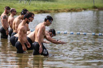 מקצה ה-Enduro בפארק דרום חלק מתחרות קרוספיט RFA 2016
