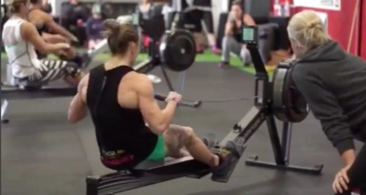 Sam Briggs Breaks 1,000 M Rowing Record
