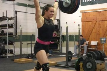 Camille Leblanc-Bazinet CrossFit Athlete