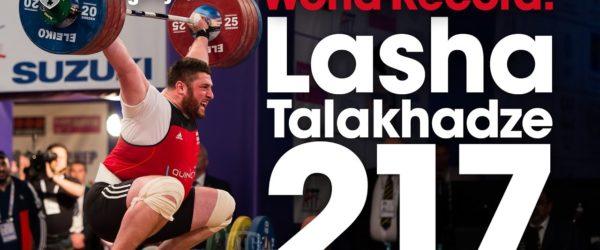 Lasha Talakhadze