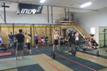 CrossFIt Games Age Online Qualifier 2017