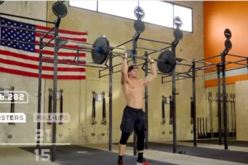 Mitch Wagner CrossFit Athlete