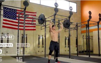Mitch Wagner CrossFit Athlete