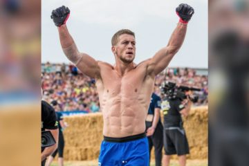 Ricky Gerard, CrossFit Games Competitor - caught taking banned substances