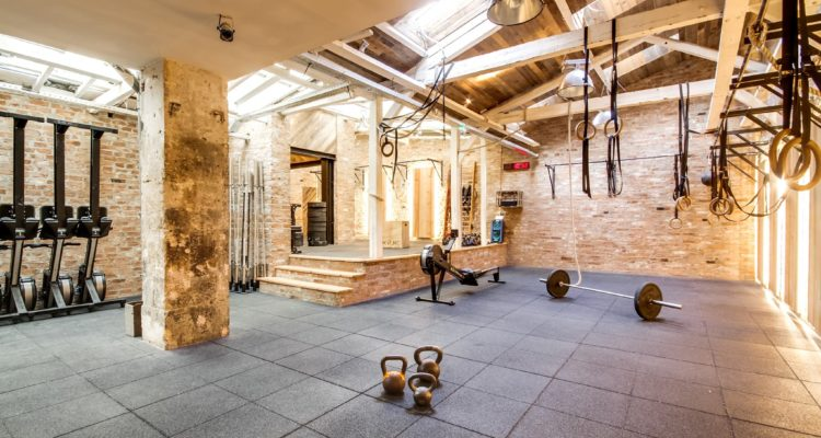 CrossFit Original Addicts in Paris, Frane