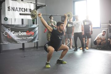 CrossFit Games Open 2018 Scaled
